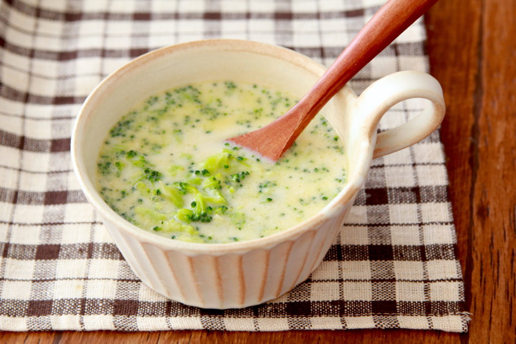 スープ ブロッコリー