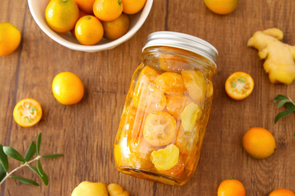 漬け 金柑 はちみつ 旬の金柑で風邪予防!ハチミツ漬けでノドにも暮らしにも潤いを