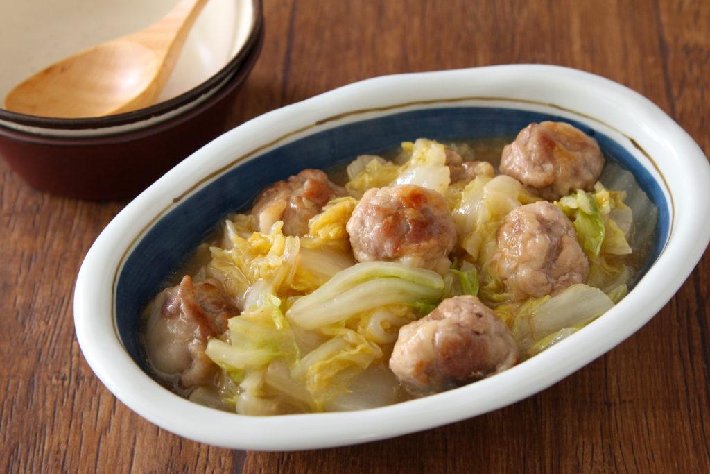 あんかけ レシピ 白菜
