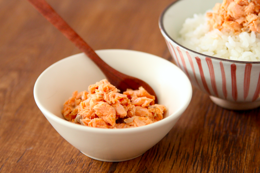 レシピ 鮭 フレーク
