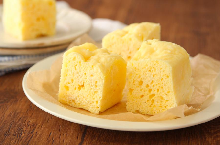 蒸し ホット パン ミックス ケーキ