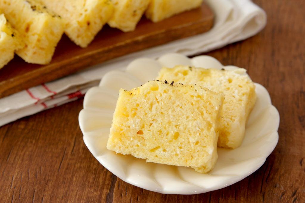 バナナ 蒸し パン ホット ケーキ ミックス