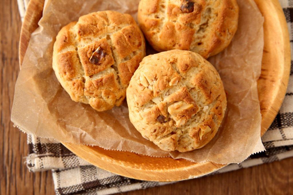 ホット ケーキ ミックス クッキー バター なし